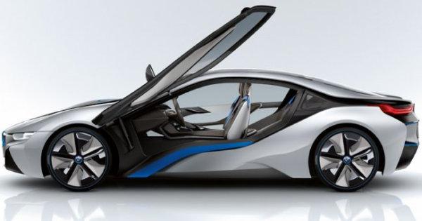 BMW i3 concept photos (18)