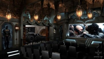 Dark Knight Theater. (2)