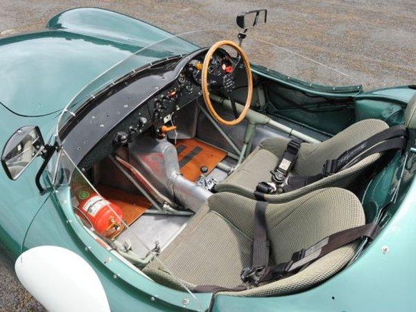 Aston Martin take home the 1959 World Sports Car Championship