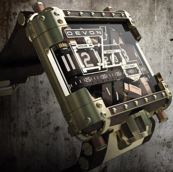 Devon Tread 1 Steampunk (3)