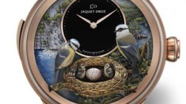Jaquet Droz The Bird Repeater (2)