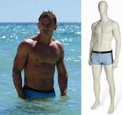 james bond swimming trunks