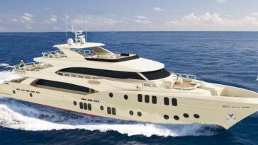 Gulf Craft Majesty 155