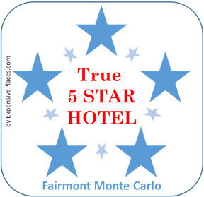 true 5 Star Fairmond Award