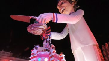 Carnival Nice - Parade Of Lights