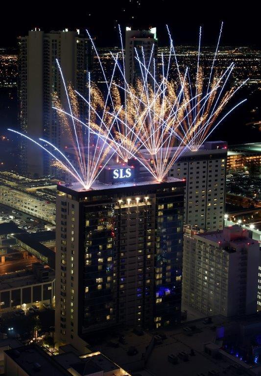 SLS Las Vegas Opens Doors Bringing New Life To The North End Of The Las Vegas Strip