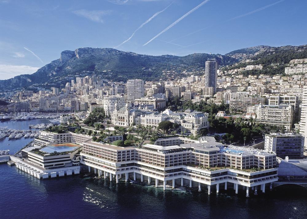 The Fairmont Monte Carlo is a luxury resort hotel in Monaco