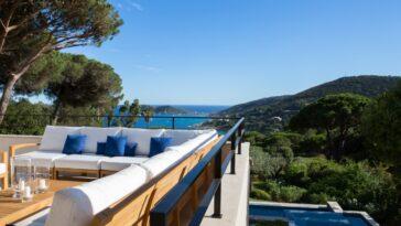 La Reserve Ramatuelle hotel villas
